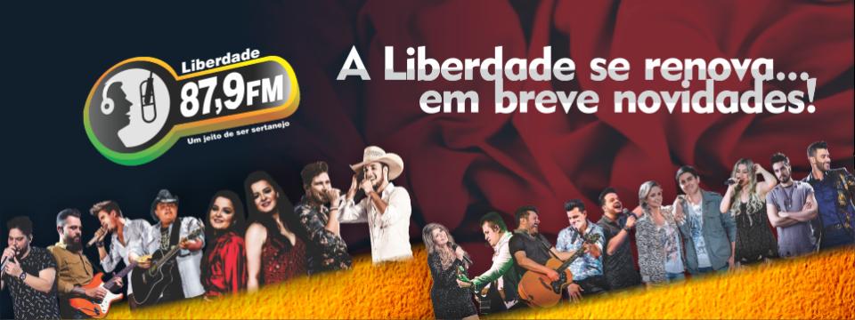 Liberdade FM - Capa 1