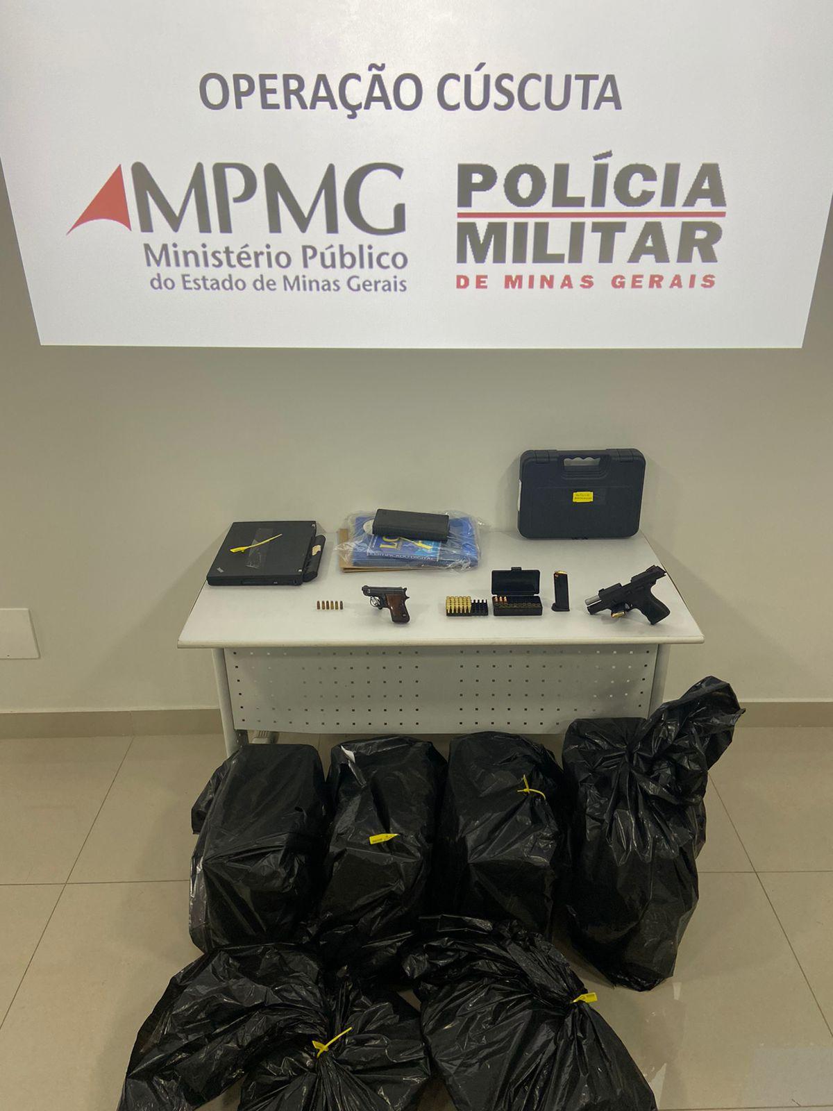 Acusado de improbridade administrativa, gerente do Parque Estadual de Serra Nova e Talhado é preso em Porteirinha